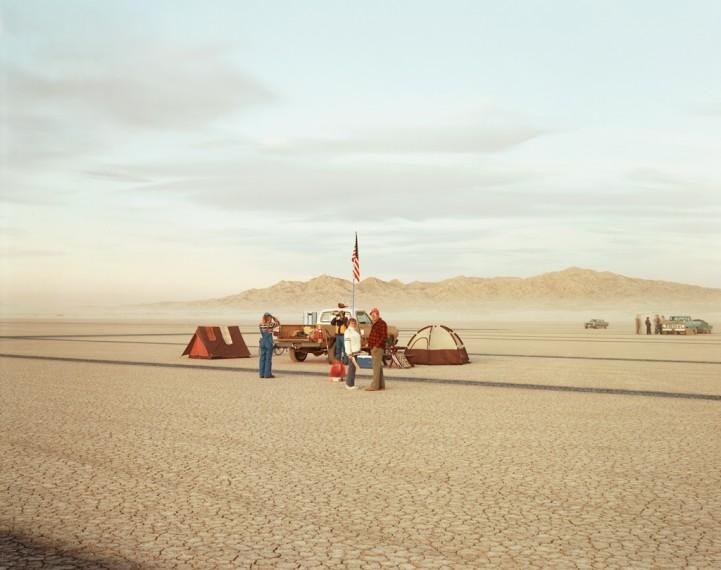 Desert Cantos Air Force Bay California | Shooting the Land