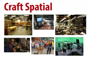 CraftSpatialEnviroment