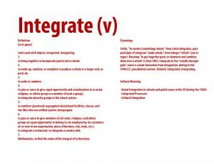 Integrate copy