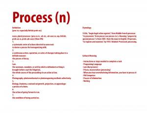 Process copy