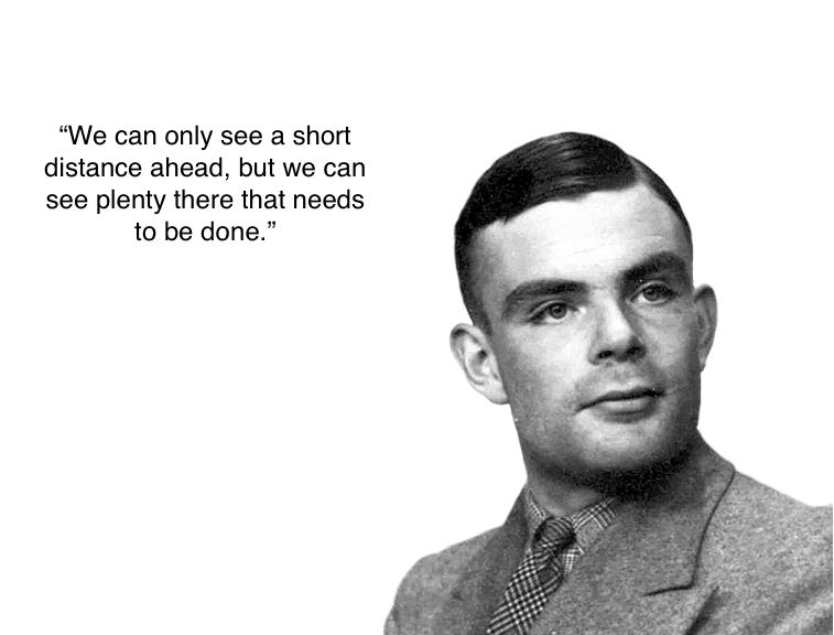 Alan Turing  Father of the Modern Computer