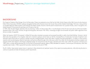 Hyperion sewage treatment plant -01