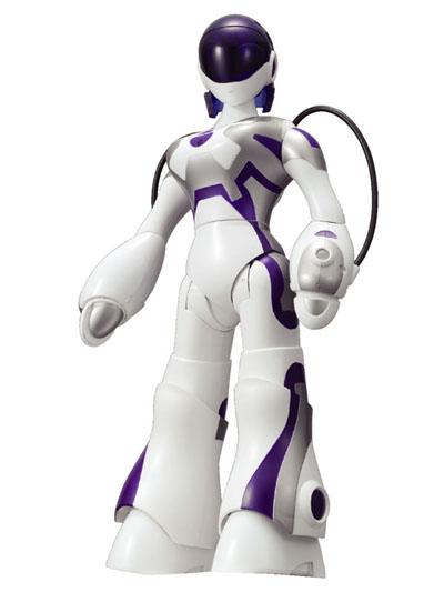 Toys For Robots : Modern robot toys