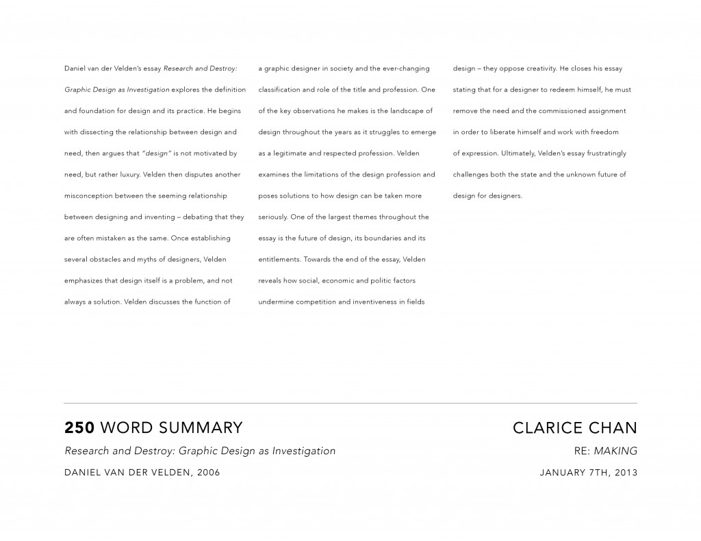 clarice a essay and word deconstruction rebeca mendez word deconstructed words