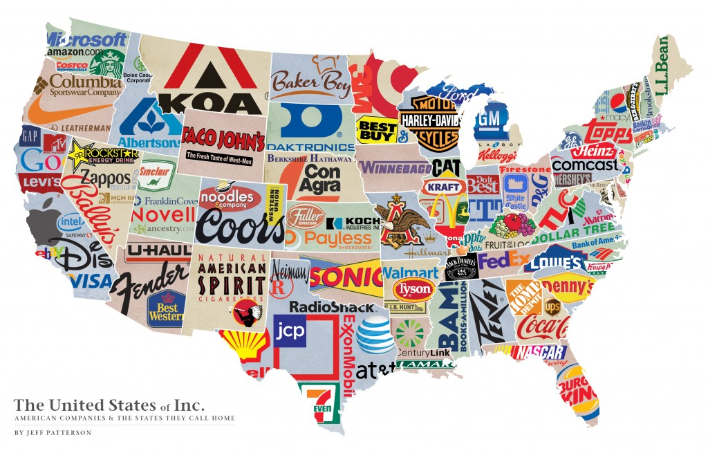 USA Map Vector Layered Istockphoto Illustration Converte - Us word map