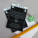 Event and Action Card